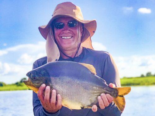 Pescaria Pantanal Pacu